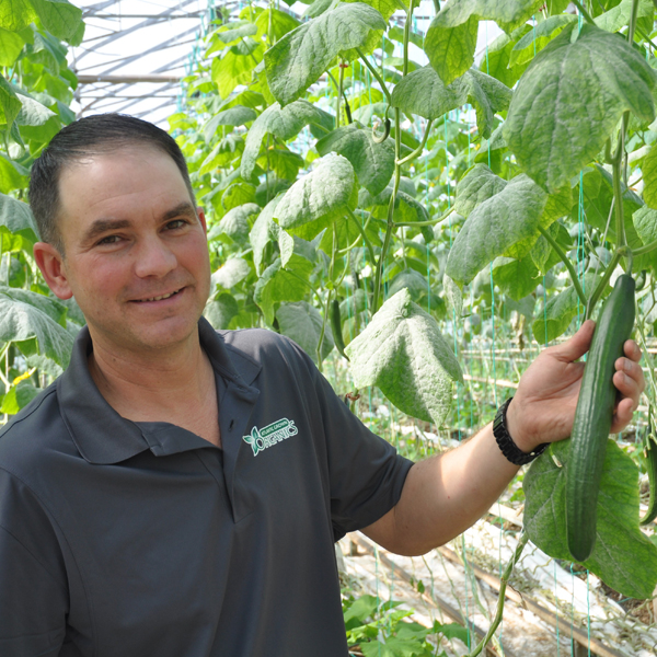 Marc Schurman - Atlantic Grown Organics